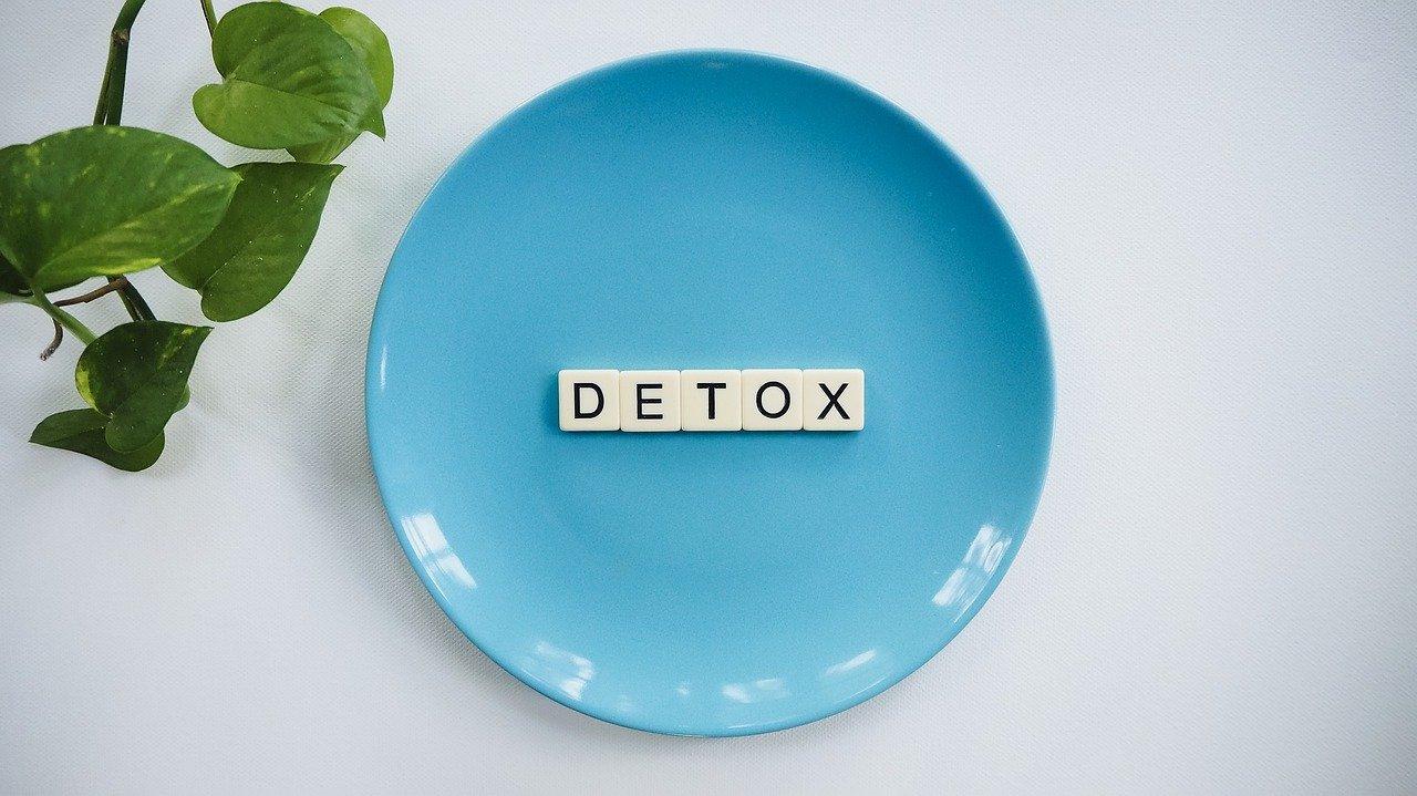 detox, detoxifying, detoxify